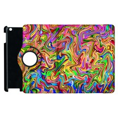 Colorful 2 Apple Ipad 3/4 Flip 360 Case by ArtworkByPatrick