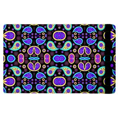 Colorful 5 Apple Ipad 3/4 Flip Case by ArtworkByPatrick