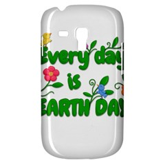 Earth Day Galaxy S3 Mini by Valentinaart