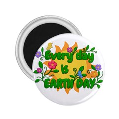 Earth Day 2.25  Magnets