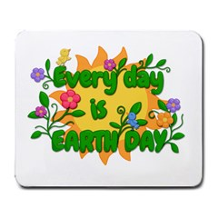 Earth Day Large Mousepads