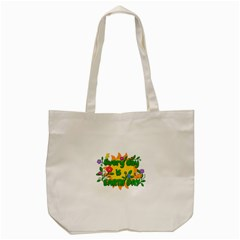 Earth Day Tote Bag (Cream)