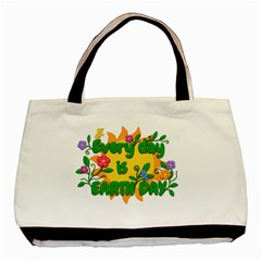 Earth Day Basic Tote Bag