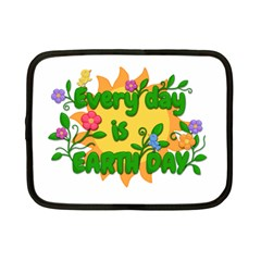 Earth Day Netbook Case (Small)