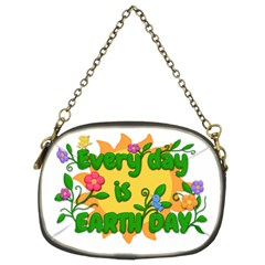 Earth Day Chain Purses (Two Sides)