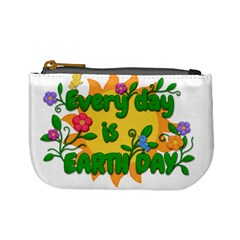 Earth Day Mini Coin Purses