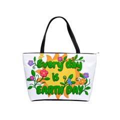 Earth Day Shoulder Handbags