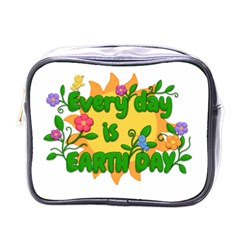 Earth Day Mini Toiletries Bags