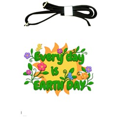 Earth Day Shoulder Sling Bags