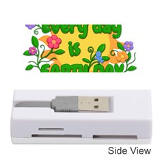 Earth Day Memory Card Reader (Stick)
