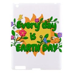 Earth Day Apple iPad 3/4 Hardshell Case