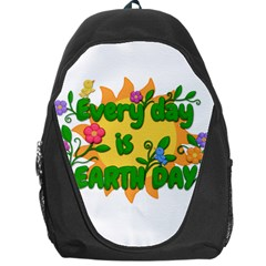 Earth Day Backpack Bag
