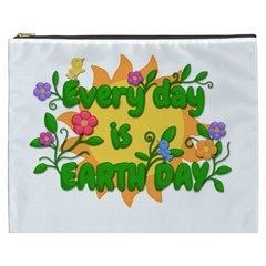 Earth Day Cosmetic Bag (XXXL)
