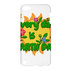 Earth Day Apple iPod Touch 5 Hardshell Case