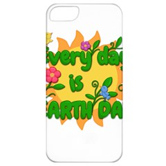 Earth Day Apple iPhone 5 Classic Hardshell Case