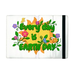 Earth Day Apple iPad Mini Flip Case