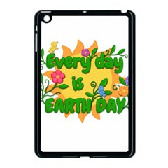 Earth Day Apple iPad Mini Case (Black)