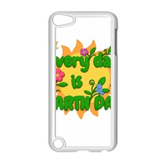 Earth Day Apple iPod Touch 5 Case (White)