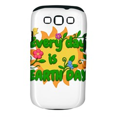 Earth Day Samsung Galaxy S III Classic Hardshell Case (PC+Silicone)