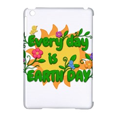 Earth Day Apple iPad Mini Hardshell Case (Compatible with Smart Cover)