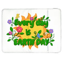 Earth Day Samsung Galaxy Tab 7  P1000 Flip Case