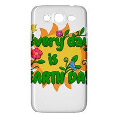 Earth Day Samsung Galaxy Mega 5.8 I9152 Hardshell Case