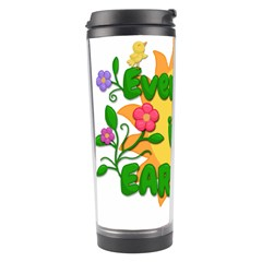 Earth Day Travel Tumbler