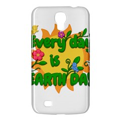 Earth Day Samsung Galaxy Mega 6.3  I9200 Hardshell Case