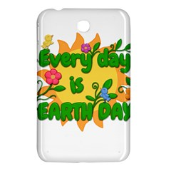 Earth Day Samsung Galaxy Tab 3 (7 ) P3200 Hardshell Case