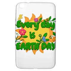Earth Day Samsung Galaxy Tab 3 (8 ) T3100 Hardshell Case