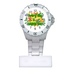 Earth Day Plastic Nurses Watch