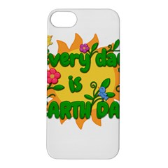 Earth Day Apple iPhone 5S/ SE Hardshell Case