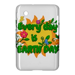 Earth Day Samsung Galaxy Tab 2 (7 ) P3100 Hardshell Case