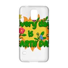 Earth Day Samsung Galaxy S5 Hardshell Case