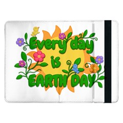 Earth Day Samsung Galaxy Tab Pro 12.2  Flip Case