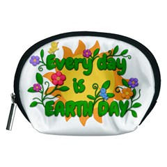 Earth Day Accessory Pouches (Medium)