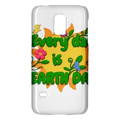 Earth Day Galaxy S5 Mini