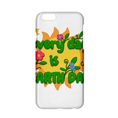 Earth Day Apple iPhone 6/6S Hardshell Case