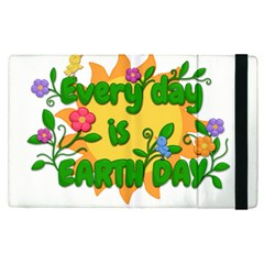 Earth Day Apple iPad Pro 9.7   Flip Case