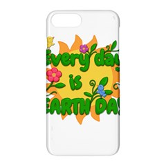 Earth Day Apple iPhone 7 Plus Hardshell Case