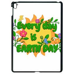 Earth Day Apple iPad Pro 9.7   Black Seamless Case