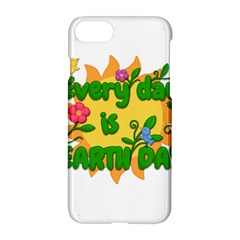 Earth Day Apple iPhone 8 Hardshell Case