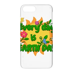 Earth Day Apple iPhone 8 Plus Hardshell Case