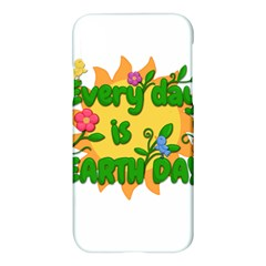 Earth Day Apple iPhone X Hardshell Case