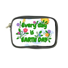 Earth Day Coin Purse by Valentinaart