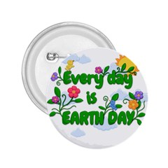 Earth Day 2 25  Buttons