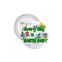 Earth Day 1 75  Buttons by Valentinaart