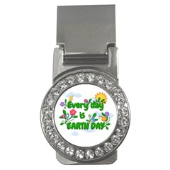 Earth Day Money Clips (cz)
