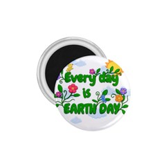 Earth Day 1 75  Magnets by Valentinaart