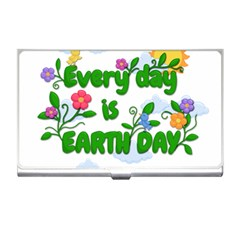 Earth Day Business Card Holders by Valentinaart
